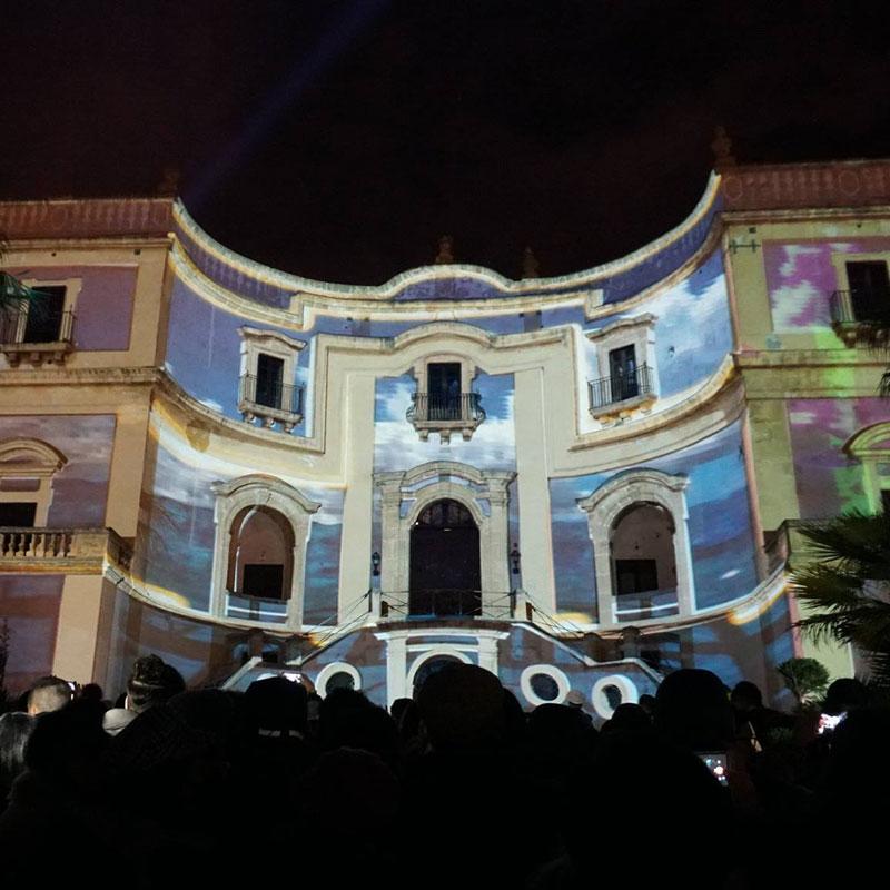 Grand opening Guttuso Museum