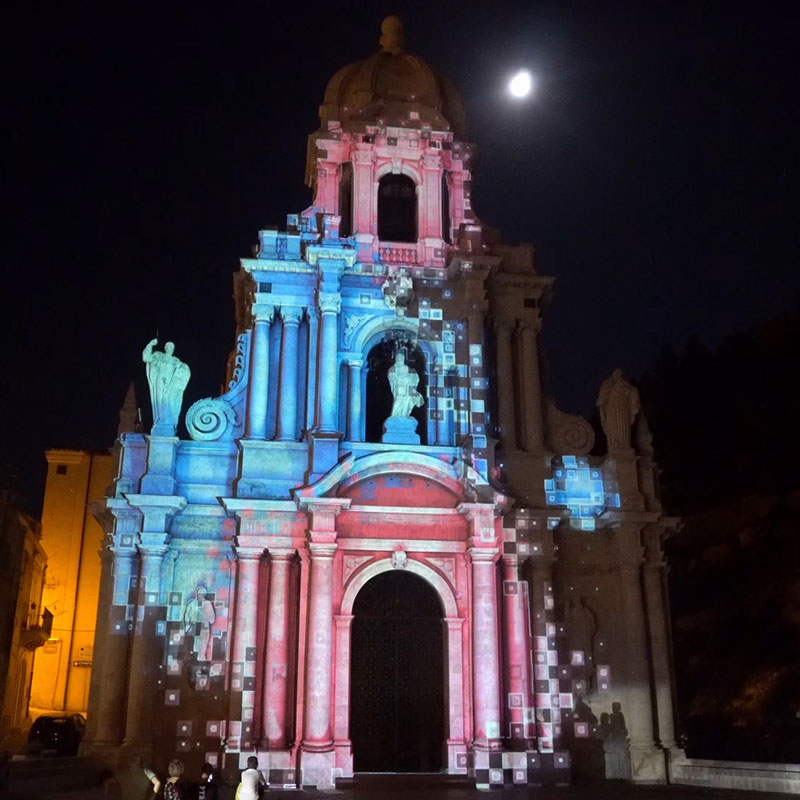 Video Mapping - Light Festival 2019